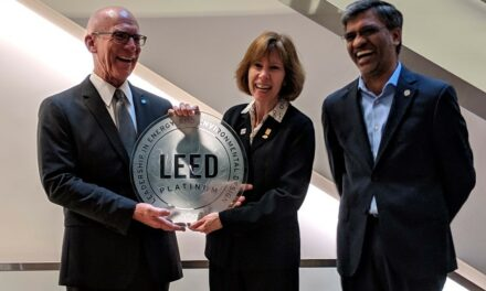 Landscape architects LEEDⓇ by example