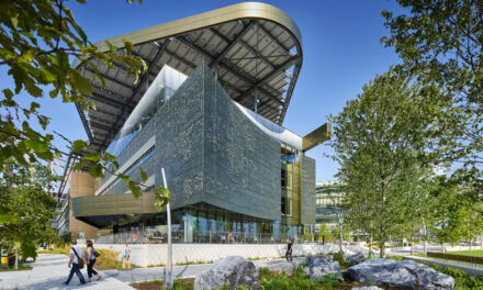 PPG to showcase PPG DURANAR coatings on innovative, award-winning buildings at A'19