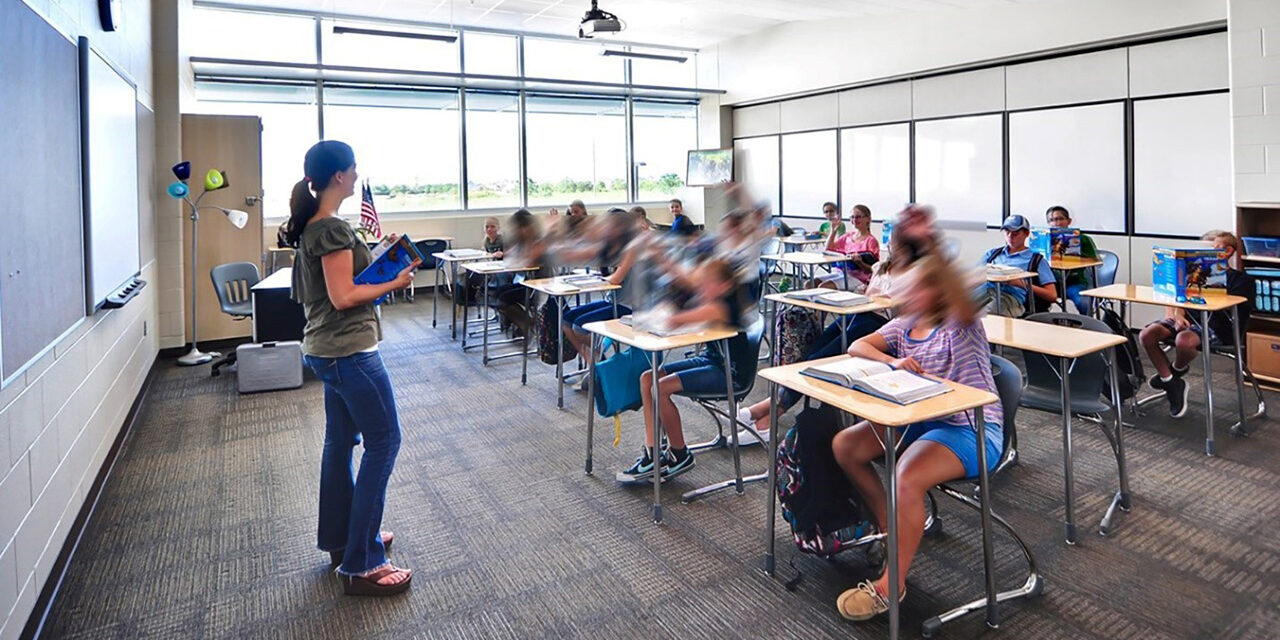 How much daylight is right for today's tech-enabled schools?