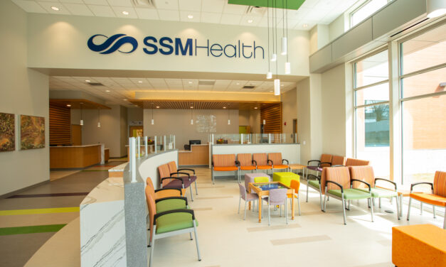 KAI celebrates completion of first pediatric specialty healthcare center in North St. Louis County