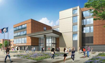 Falls Church City Public Schools breaks ground on new $120 Million George Mason High School