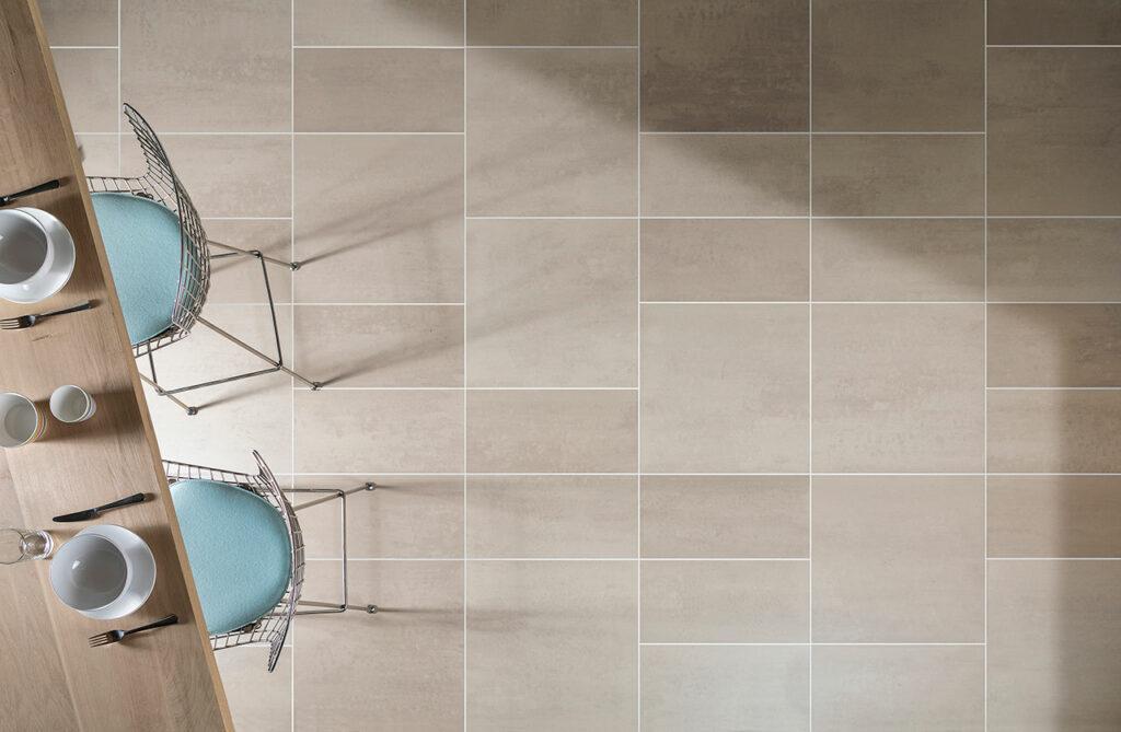 Mosa Terra Tones new light beige colorway