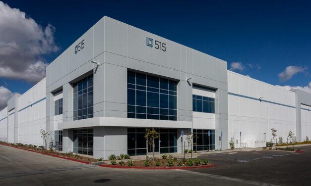 Ware Malcomb announces construction complete on tilt-up LBA Promenade Warehouse