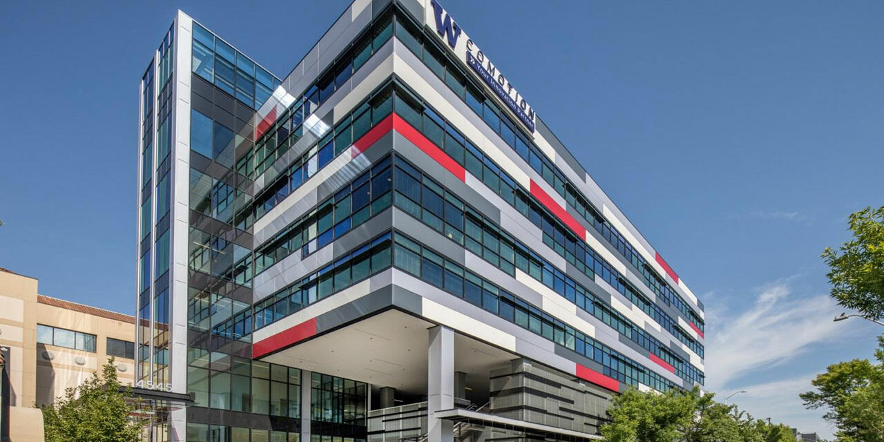 Vitro Architectural Glass products add color, energy efficiency to office addition in Seattle's University District