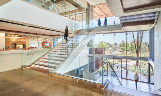 BNBuilders earns Calibre Design Award for Vertex Pharmaceuticals building