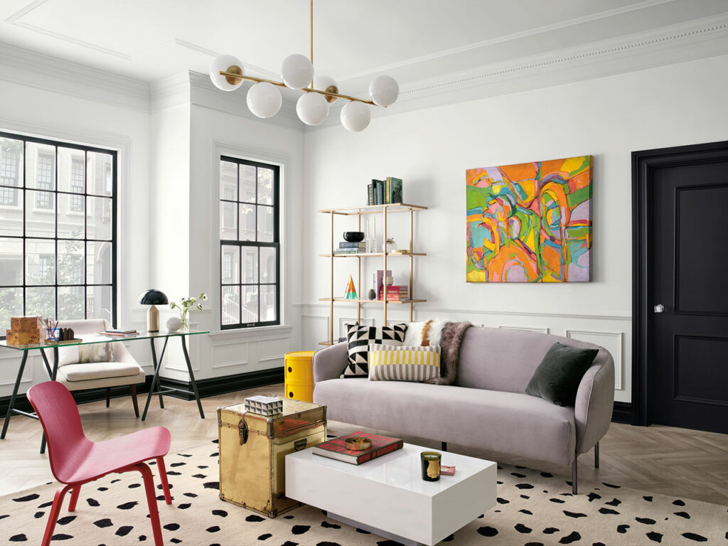 Sherwin-Williams' 2020 Colormix Forecast Play collection