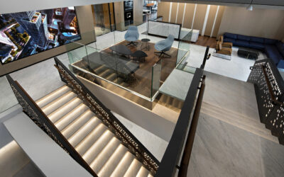 TPG Architecture unveils new office for Gunung Sewu Group inspired by the Banyan tree