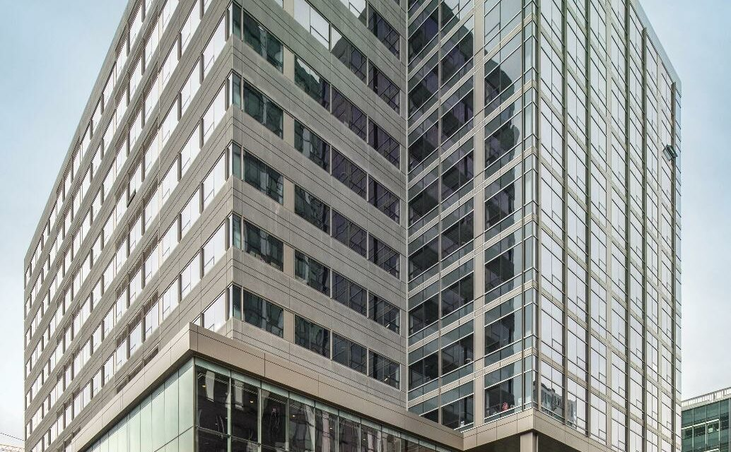 SOLARBAN glass featured in Amazon Seattle campus' latest addition, Urban Union