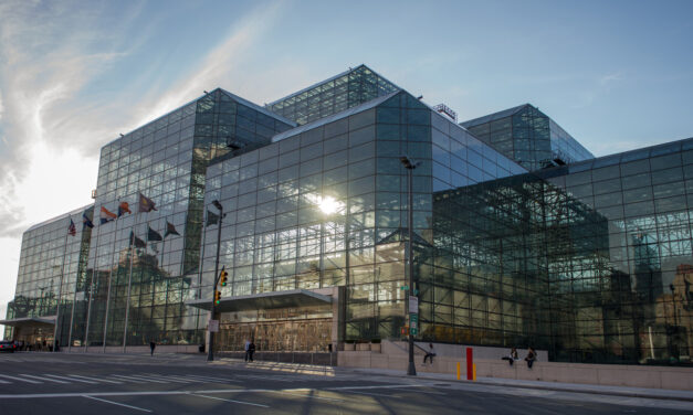 PPG Duranar coatings give encore performance at the Jacob K. Javits Convention Center in Manhattan