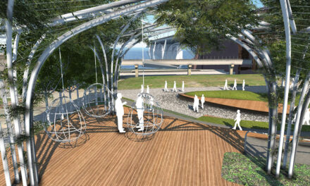 KAI Build selected general contractor for half-acre urban park in St. Louis City's historic Laclede's Landing