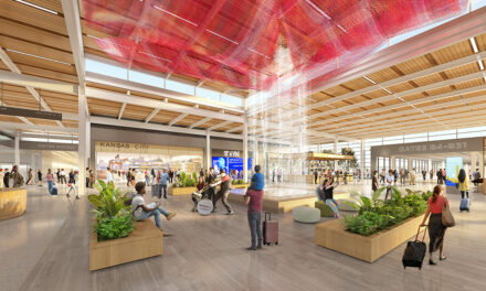 New renderings for single-terminal at Kansas City International Airport unveiled