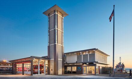Seattle Landmark Fire Station 5 receives seismic upgrade
