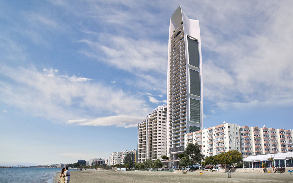 Master Builders Solutions® rises to the challenge of the tallest seafront residential tower in the Mediterranean