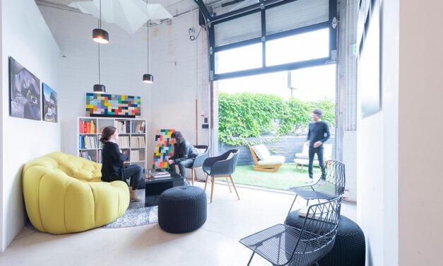 M-Rad Inc.'s new headquarters in Los Angeles showcases a transformative environment