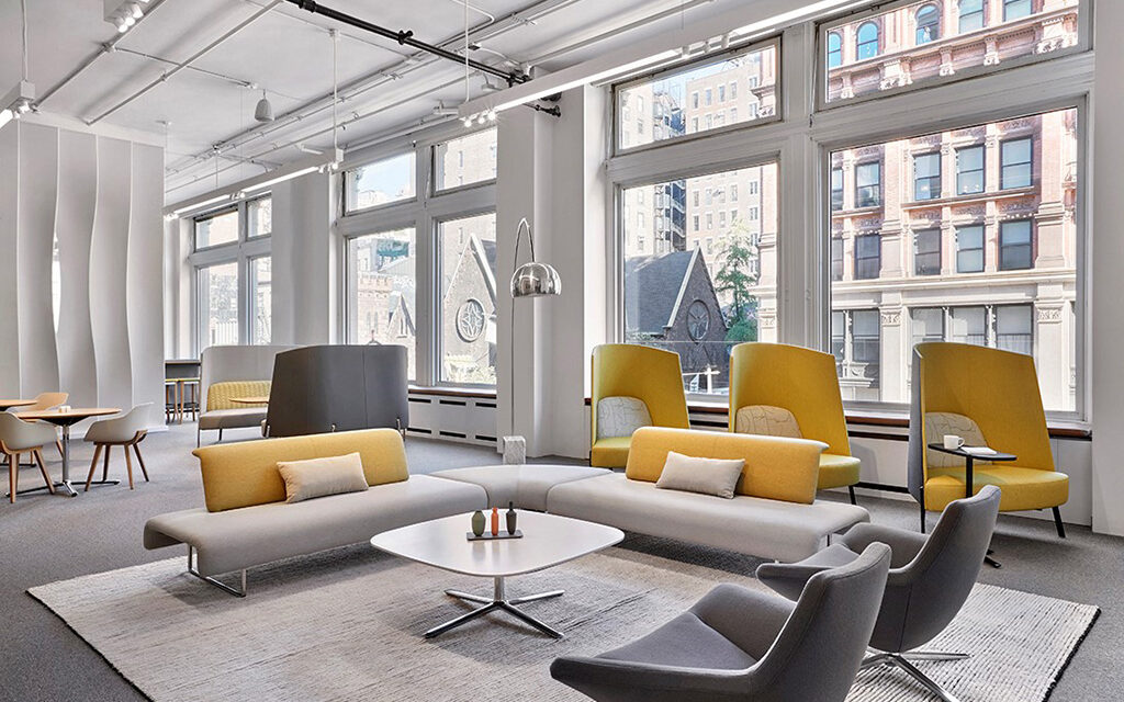 Teknion S New York Showroom Achieves Well Leed Certification Prism
