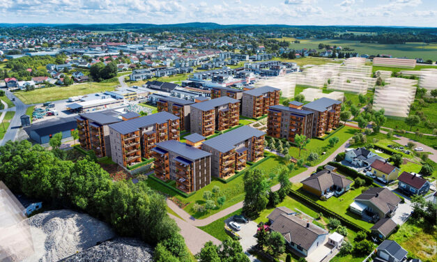 Metsä Wood: Green construction and living in Norway