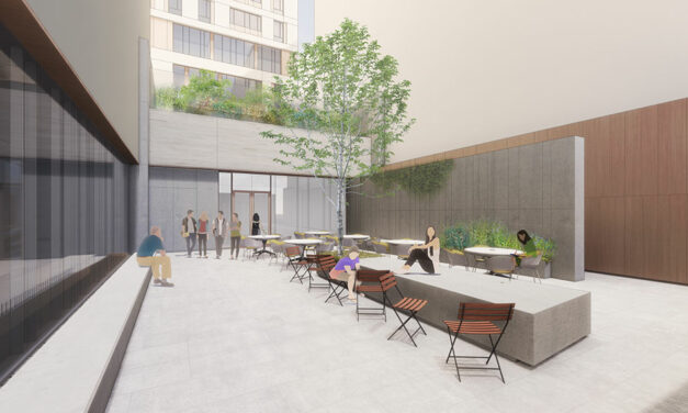 FXCollaborative designs new, expanded facility for non-profit Covenant House