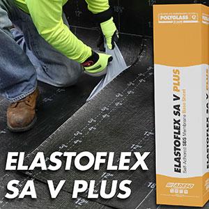 Polyglass announces Elastoflex SA V Plus self-adhered membrane