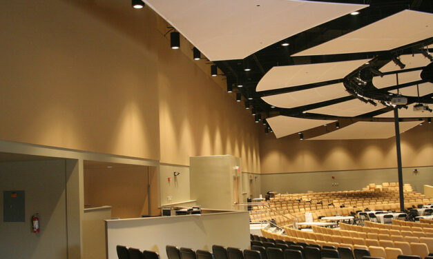 FabriTRAK® Systems Inc introduces new ceiling sound control product Autem™