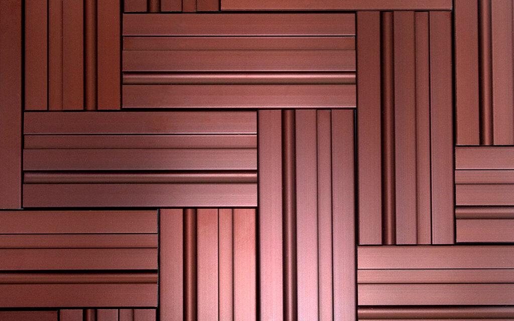 Linetec adds Bordeaux Anodize to its palette of architectural aluminum finish options