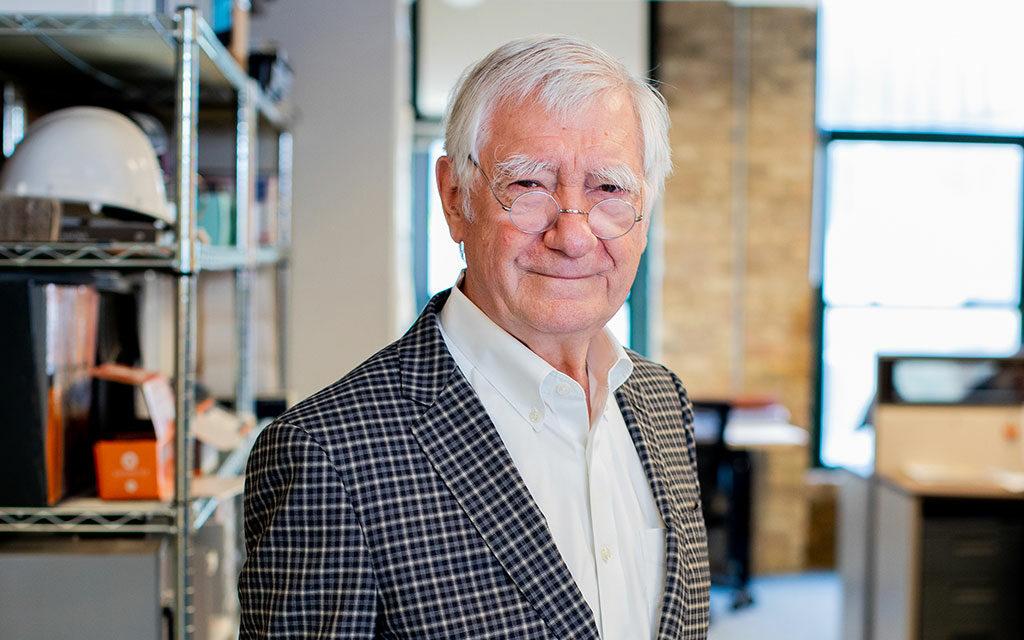 Architect Lucien Lagrange embraces studio approach as firm celebrates third anniversary