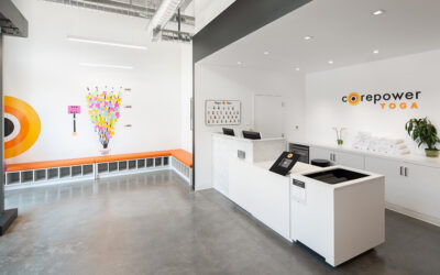 MBH Architects design sustainability-focused space for CorePower Yoga Design