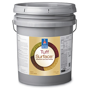 Tuff Surface™ Premium Texture Finish