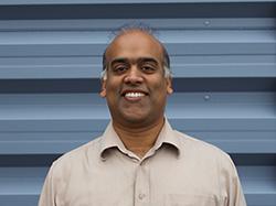 Siva Davuluri, vice president of marketing at CornellCookson