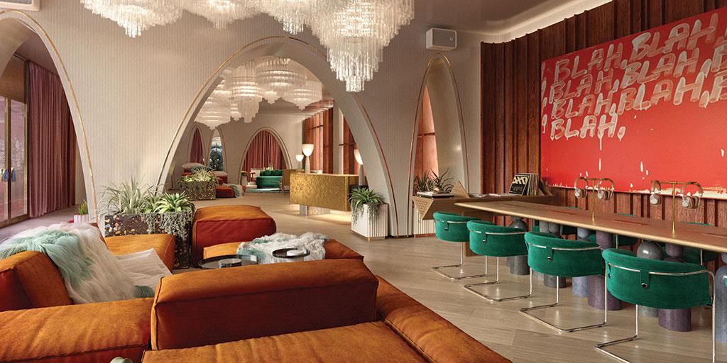 Virgin Hotels Las Vegas announces design partners