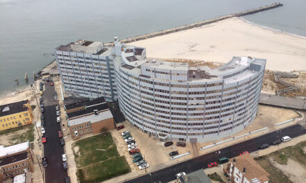 REHAU to the rescue for Oceanside Atlantic City Boardwalk apartments with chronic leaking