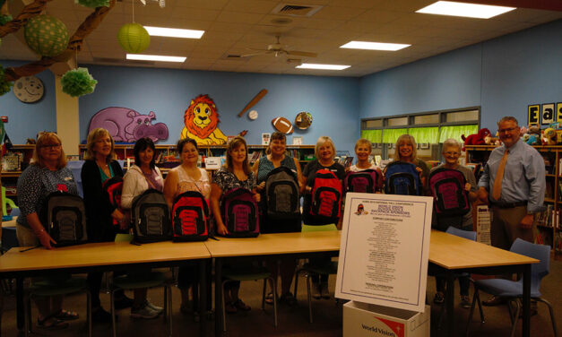 AAMA and World Vision partner to provide backpacks, school supplies to Title I school in Austin, Texas