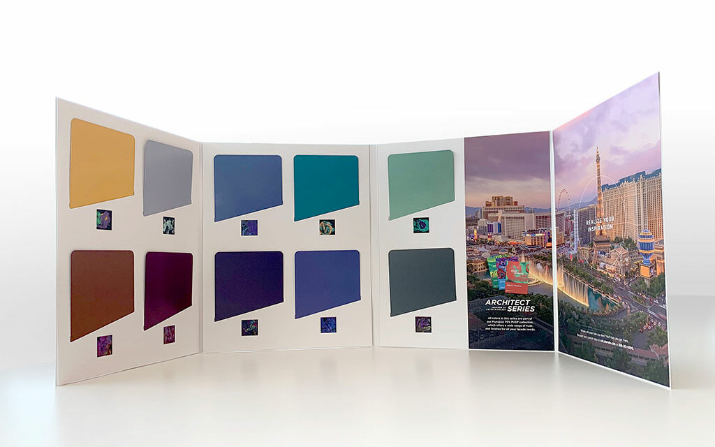 Architects inspire new color series from Sherwin-Williams