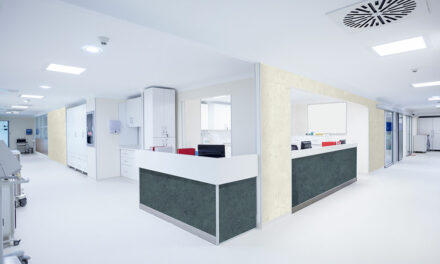 DuPont™ Tedlar™ Wallcoverings debuts new designs for healthcare segment at Healthcare Design Expo