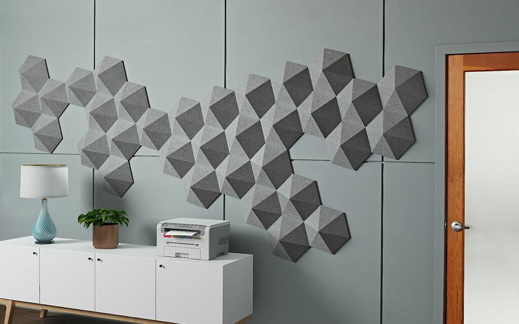 Kirei introduces EchoCloud Diamond and EchoPanel Diamond Tiles