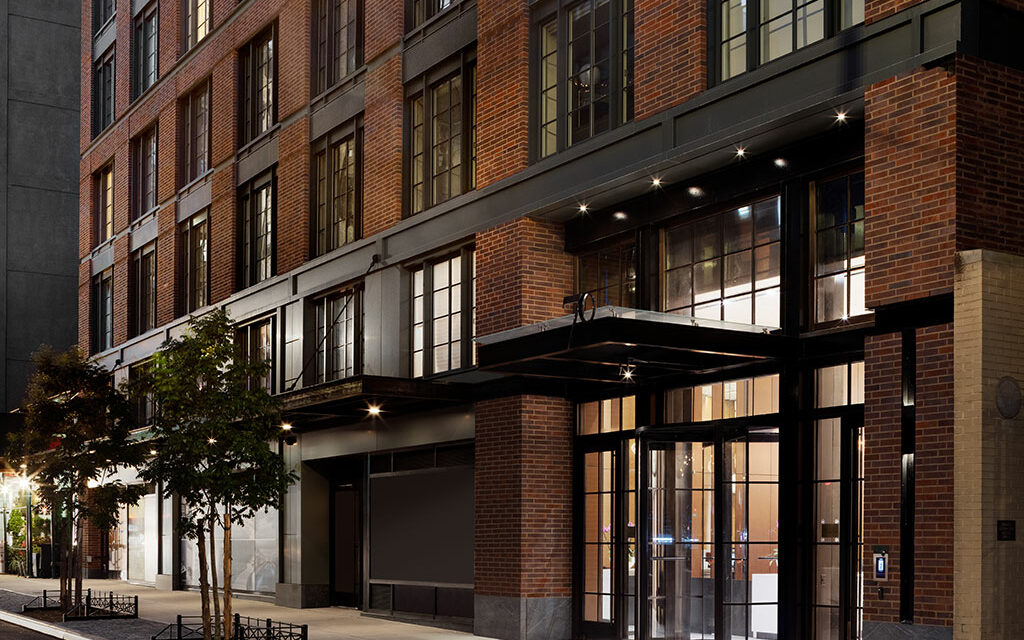 RHEINZINK America and Fairview announce strategic partnership and highlight zinc cladding on New York luxury residential project