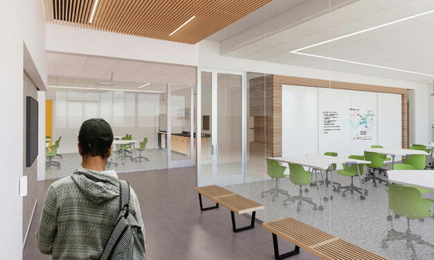 BNBuilders awarded $27 million Botany Building renovation at UCLA