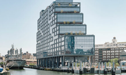 Dock 72, designed by S9 Architecture, celebrates official launch