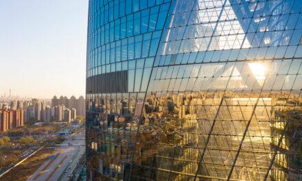 Leeza SOHO opens with the world's tallest atrium