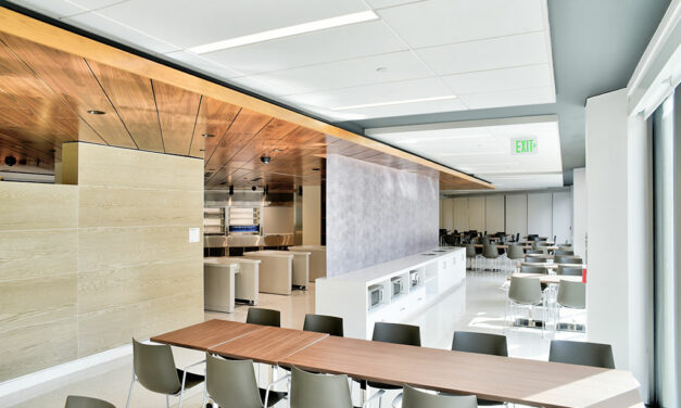 HED and Herrero Builders announce the completion of Sutter Health's Alta Bates Summit Medical Center's renovation