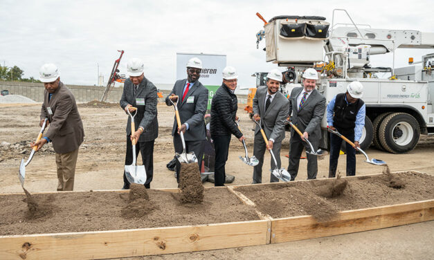 KAI Build and PARIC Corporation break ground on $21 million Ameren Missouri Operating Center in North St. Louis