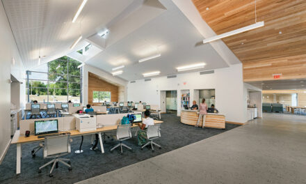 Five ceiling trends to consider for your next project