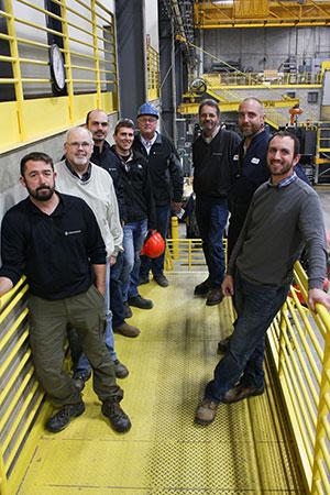 Coldspring engineering group. Courtesy of Coldspring.