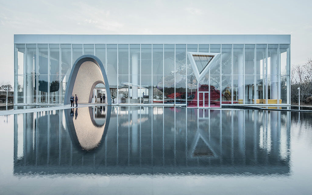 World's most eye-catching buildings shortlisted for architecture prize