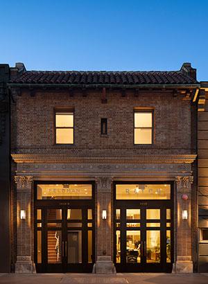 Present day Feldman Architecture headquarters. Photo credit: Paul Dyer