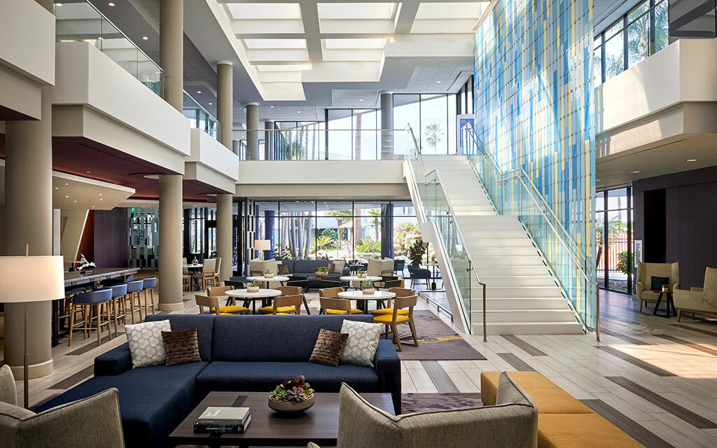 Level 3 Design Group awarded with Marriott's Renovation of the Year