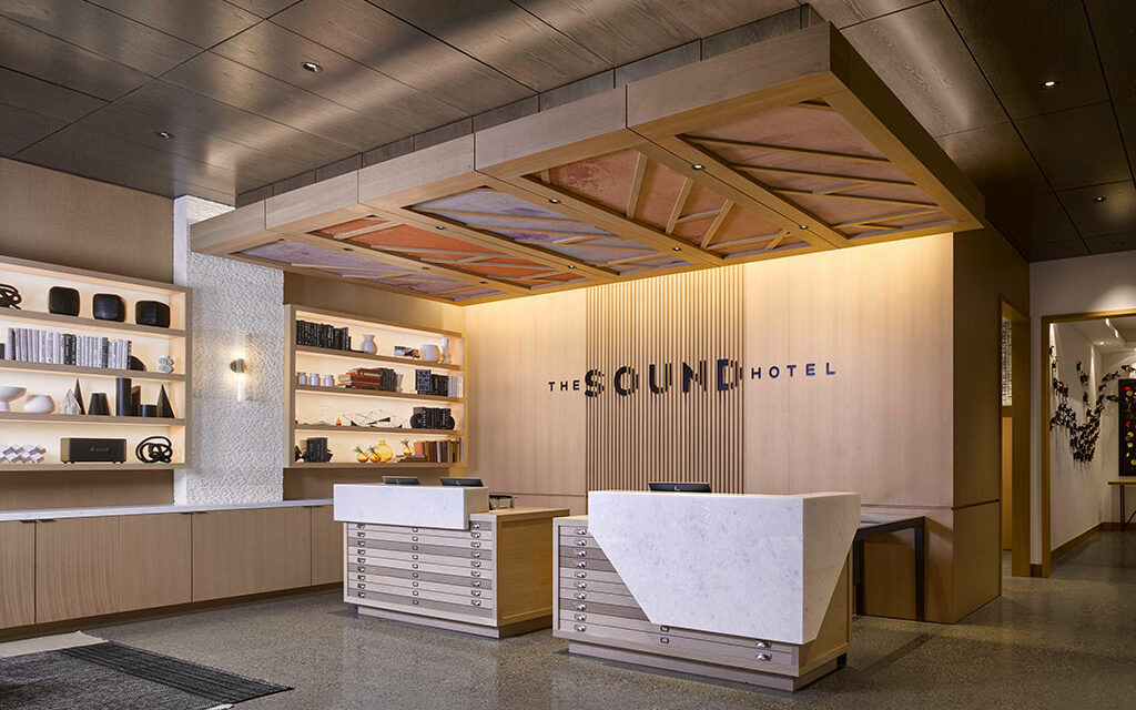 HBA completes design of the Sound Hotel Seattle Belltown