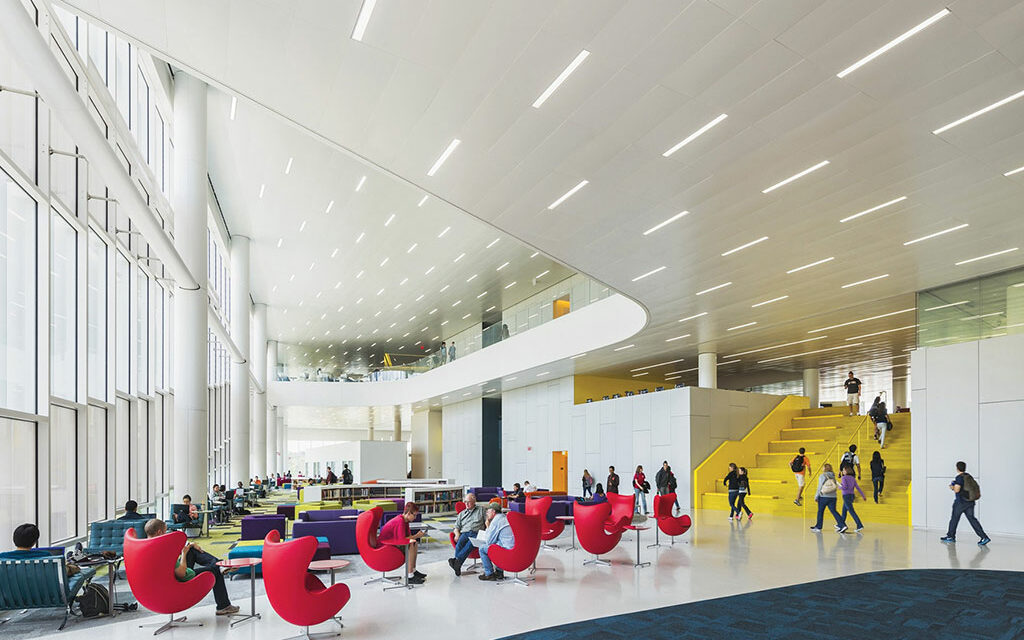 Radiant ceiling options added to Armstrong metal ceilings portfolio
