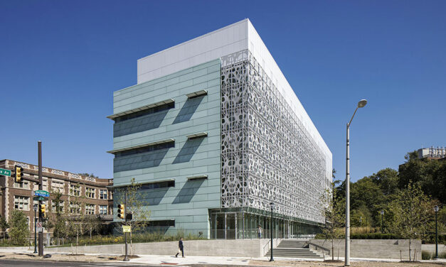 Stephen A. Levin Neural & Behavioral Sciences Building, from design to award-winning project