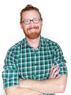 Nathan Beckner, Lead Plant Designer & Horticulturalist