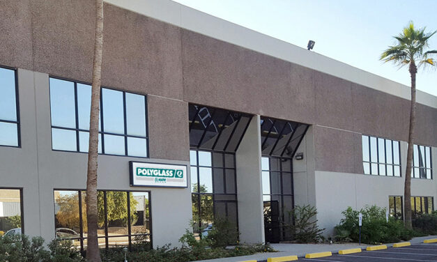 Polyglass opens new liquid applied membrane facility in Phoenix